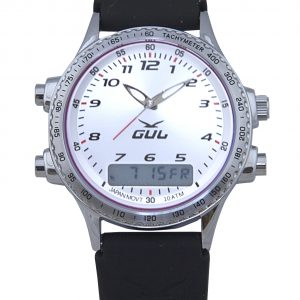 Pearl White face with Red Strap (530013086)
