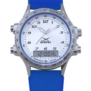 White Face with Blue Strap (530070085)